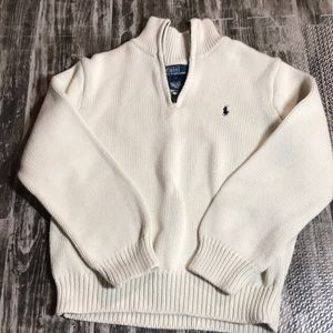 💥 3 for $20 Polo Ralph Lauren 1/4 zip Sweater